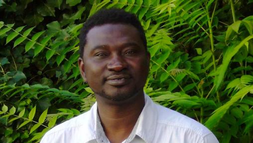 Omar aus Gambia